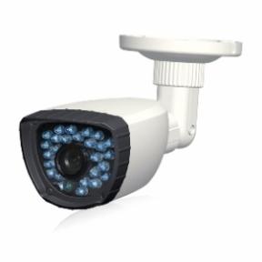 Уличная AHD-камера 2Mpix c ИК-подсветкой L3.6мм