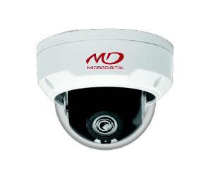 Антивандальная  IP-видеокамера 2Mpix c ИК подсветкой L2.8мм