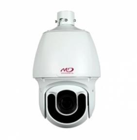 Поворотная IP-камера с ИК подсветкой 3Mpix L4.5мм MDS-M3331-10