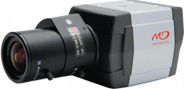 Корпусная HD-SDI камера под объектив 4Mpix CS
