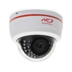 Купольная HD-SDI камера для помещений с ИК-подсветкой 4.0Mpix L3.6мм