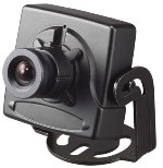 Миниатюрная корпусная HD-SDI камера 2Mpix L4.0мм