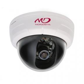 Купольная HD-SDI камера для помещений  4Mpix L4.0мм