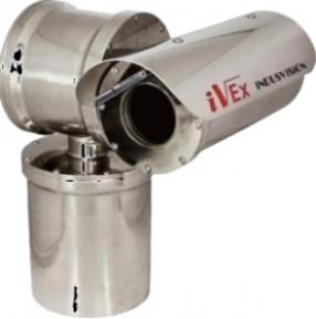 Поворотная камера во взрывозащищенном корпусе IVEX-PTZ-10