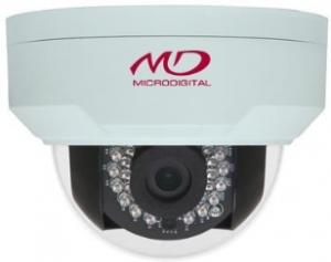 Антивандальная купольная IP-камера 4Mpix с ИК-подсветкой L3.6мм