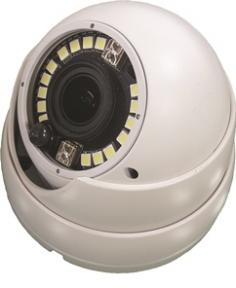 Антивандальная AHD-камера 2Mpix с ИК и LED-подсветкой L2.8-12мм