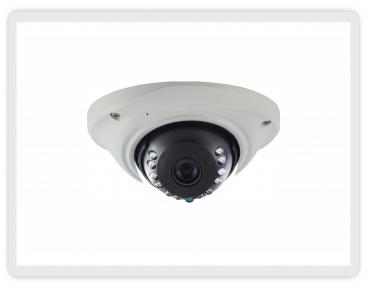 Внутренняя AHD видеокамера 1.3 Мpix Starlight  с встроенным микрофоном
