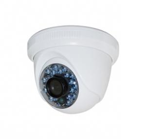Купольная AHD-камера 4Mpix с ИК-подсветкой L4.0мм