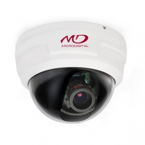 Купольная IP-камера для помещений 2Mpix L2.8-12мм