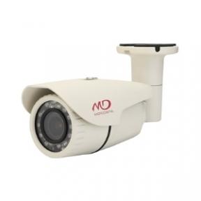 Корпусная HD-SDI камера 2Mpix в уличном кожухе с ИК-подсветкой и нагревательными элементами L2.8-12мм