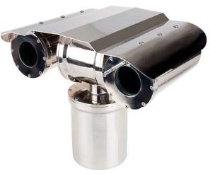 Поворотная камера во взрывозащищенном корпусе IVEX-PTZR-10
