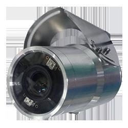Корпусная AHD камера 2Mpix в кожухе из нержавеющей стали с ИК-подсветкой L2.8-12мм