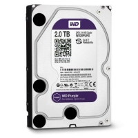 WD Purple IntelliPower [WD20PURX] HDD - 2Tb